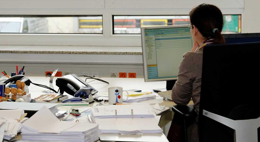 Bürokraft